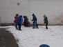 Hry na sněhu - ŠD 2015