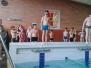 Plavecké závody ZŠ v Hustopečích u Brna