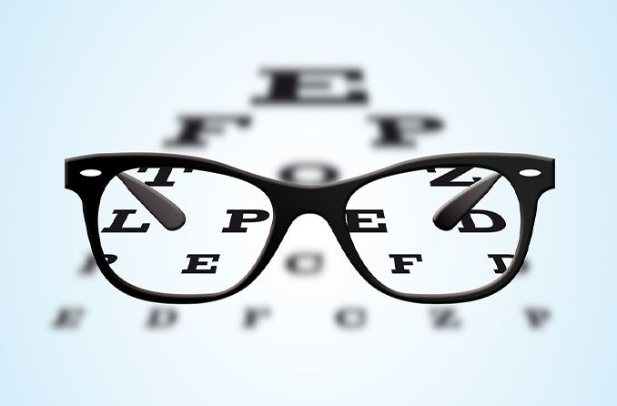 Screeningové vyšetření zraku dětí