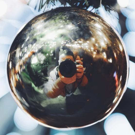Vánoční focení v ZŠ
